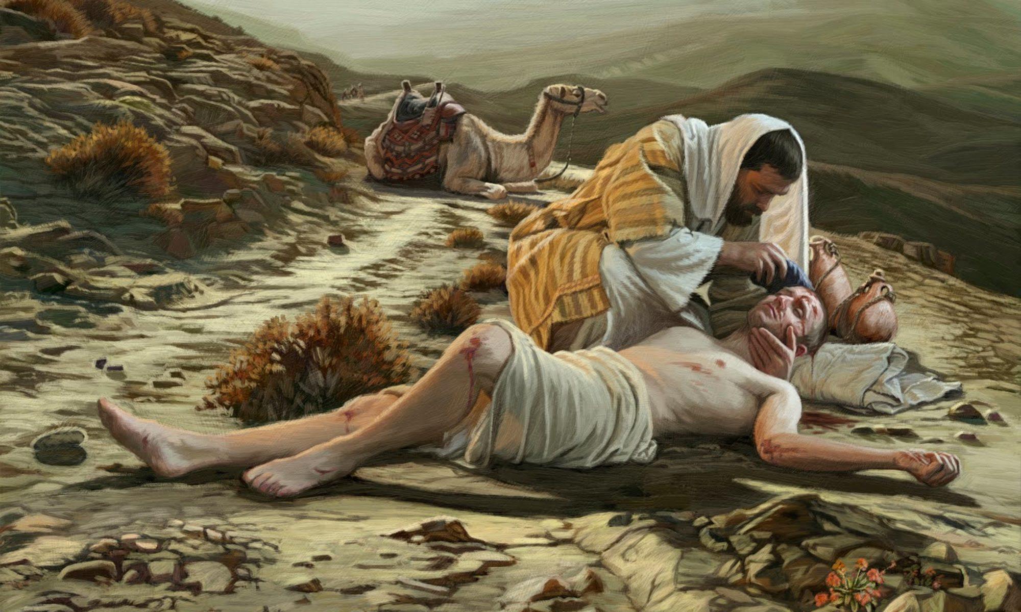 Samaritanos de Jesus