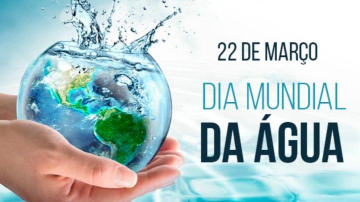 Dia Mundial da Água.