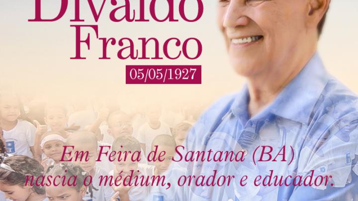 Divaldo Franco | 05/05/1927
