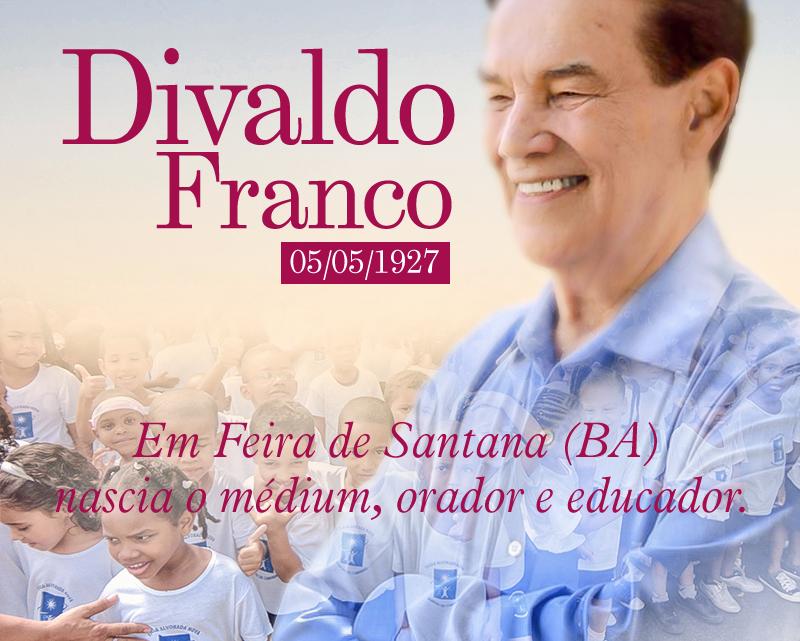 Divaldo Franco   05/05/1927