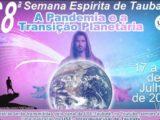68ª Semana Espírita de Taubaté – JORGE ELARRAT – Porto Velho/RO