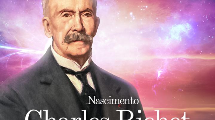 Fatos e Personalidades | Nascimento de Charles Richet