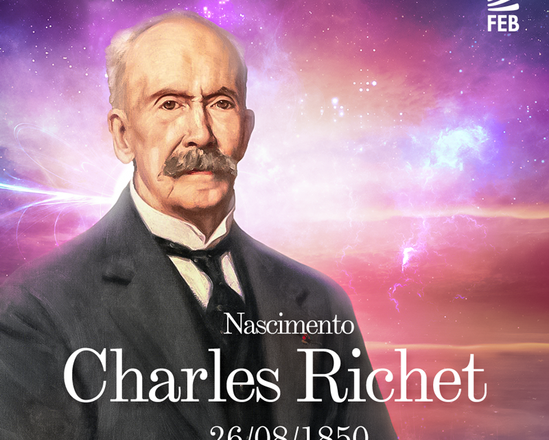Fatos e Personalidades   Nascimento de Charles Richet